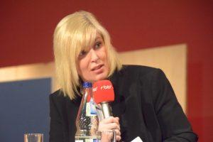 Claudia Nothelle, Programmdirektorin des rbb.