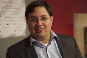 Medienjournalist Daniel Bouhs.